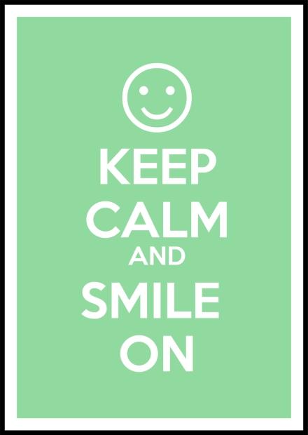 Keep Calm Poster 2.A6