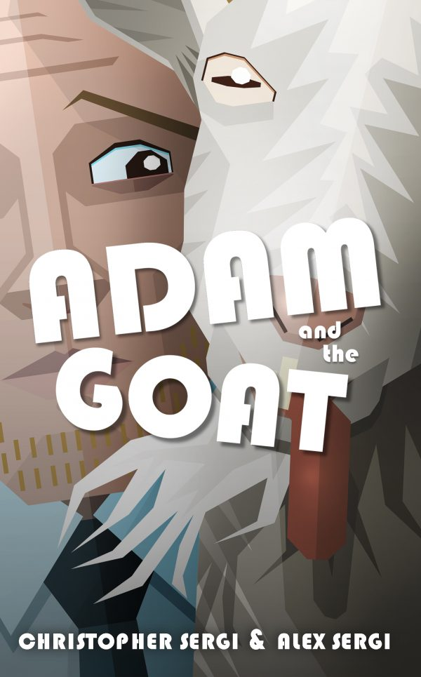 Adam and the goat, christopher sergi, alex sergi, books about goats