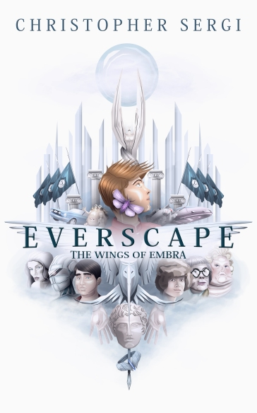Everscape Poster 4 - Darker Background