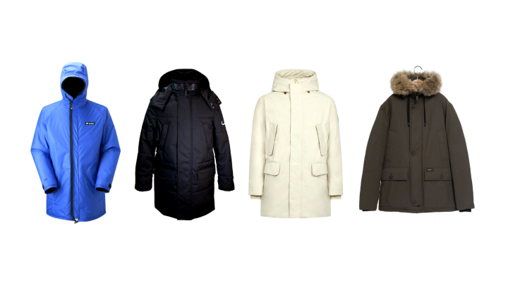 Canada Goose Alternatives - Ethical Parkas for Men