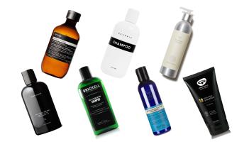 Vegan shampoos for men