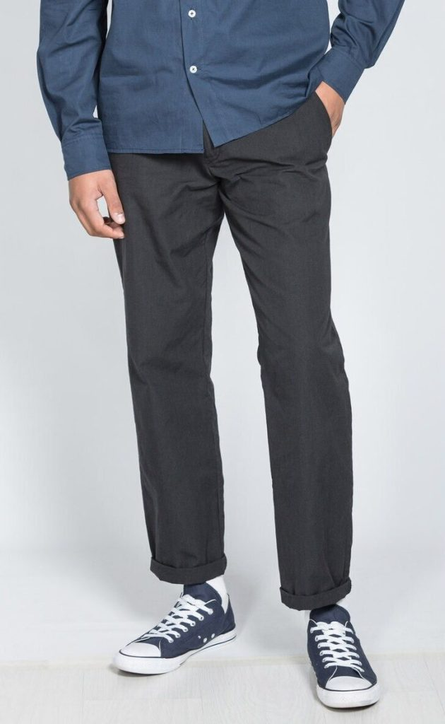 Vegan chinos for men